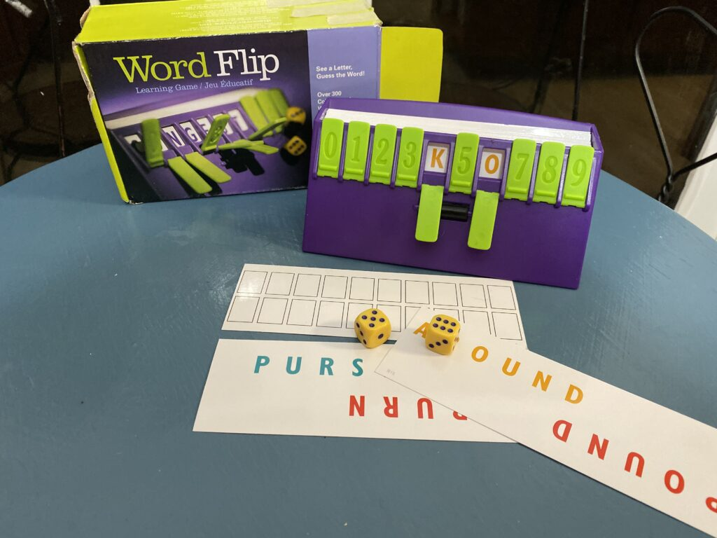 Word Flip Word Discovery Game